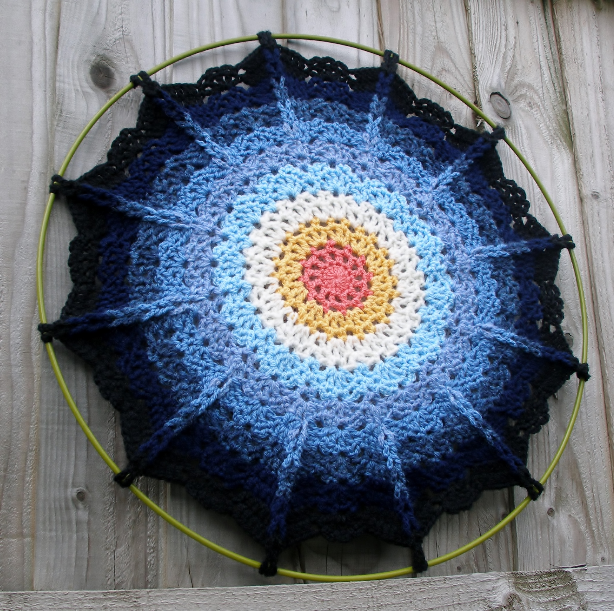 crochet – Tintocktap and The Crafty Cowrie